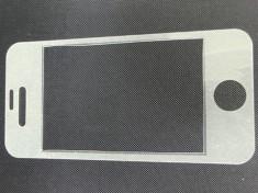 スマートフォン用蓄光保護フィルム